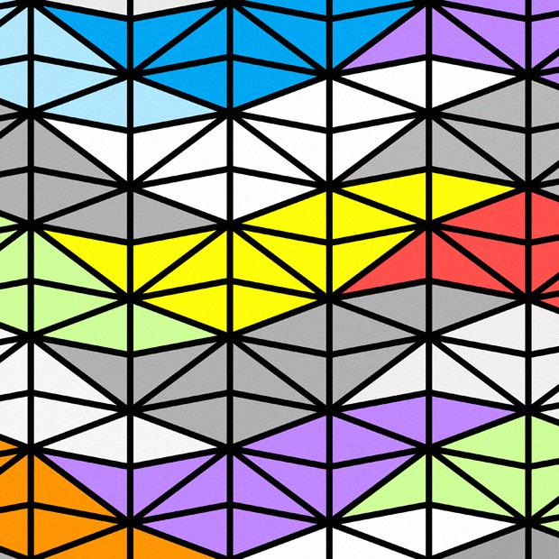 detail of Triangular Construction II